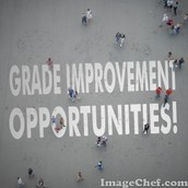 Grade Improvement Opportunities Are Here!