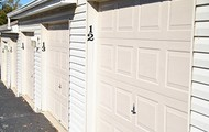 Garages available!