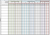 TQAs: Standard Descriptor Tracking Spreadsheet for Proficient
