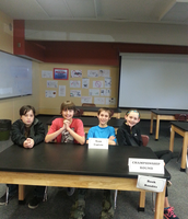 LaCreole Battle of the Books - 2nd Place