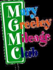 2016 Mary Greeley Mileage Club March 29th- May 20th