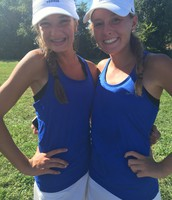 Rebecca Zile & Caitlin May