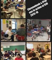Technology use 15-16