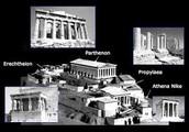 Area surrounding the Agora