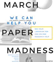 March Paper Madness