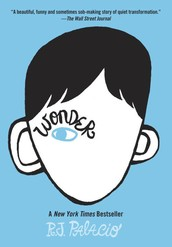 Our Current Read Aloud:  Wonder