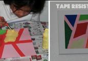 Tape Resist
