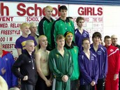 Swimmers Qualify for State