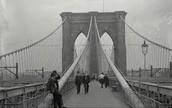 Social/Cultural - Brooklyn Bridge opens