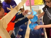 Water in the Sensory Table