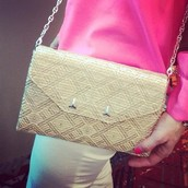 City Slim Clutch (chain sold separately)