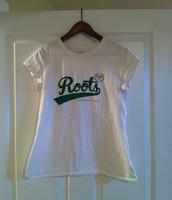 36. Roots Lg Tshirt