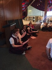 Grade 3 Time of Prayer - NEW