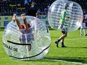 Hvor du spiller boble fodbold i Danmark kan