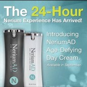 Nerium Night and Day Cream!