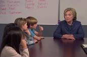 Addressing children