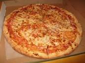La pizza sample
