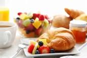 Economy Breakfast Delivery