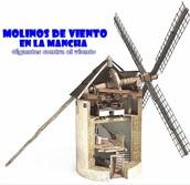 LOS MOLINOS DE VIENTO.