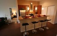 Spacious Kitchen & Living Areas