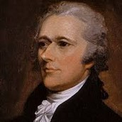 Alexander Hamilton                                       Founding Father of the Federalist Party