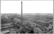 Xemeneia d'una fàbrica del Poblenou