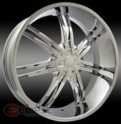 ELR15 chrome wheels rims 5x115 Chrysler 300C