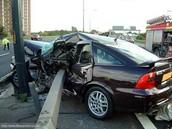 Fatile Car Accident