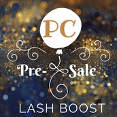 Holiday Lash Boost Pre-Sale Promotion