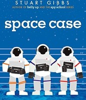 Space Case by Stuart Gibbs