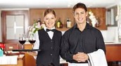 Now hiring waiters and waitresses