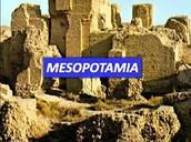 culture /  mesopotamia