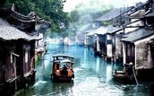 One most famous town in China