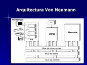 ¿Qué es la arquitectura de Von Neumann?