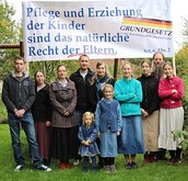 Having a family in Germany after I retire from the Navy Seals
