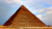 Why were the pyramids triangles?