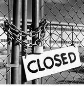 Factory Closes!