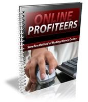 Online Profiteers: Sunfire Method of Money Making Online