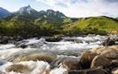 water in drakonsberg