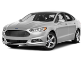 2016 Ford Fusion (front)