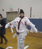 Ms. Kaurich aka Frosty