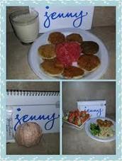 Typical Week Meal