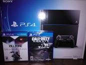 PlayStation 4 $399