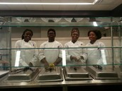 Lincoln's Culinary Students Serve at the Forum