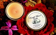 Our candles make beautiful gifts and home decor
