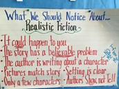 Characteristics of a Realistic Fiction Story