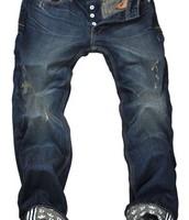 Dark blue jeans-$3.00