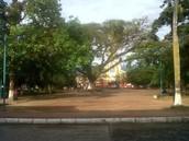 Parque principal de Acacias