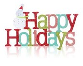 Wishing Everyone a Happy Holiday!