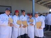 Meats Judging Team